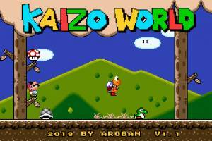 Mario World 2 Kaizo