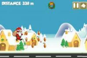 Santa Claus: Collect Coins