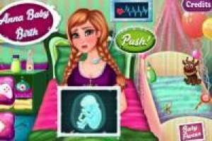 Birth of Princess Anna