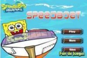 SpongeBob: speedboat