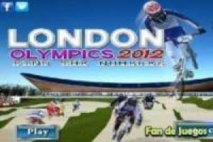 London Olympics 2012: Hidden Numbers