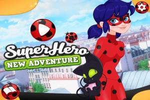 Miraculous Ladybug: Superhero New Adventure