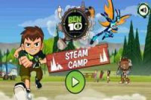 Aventuras de Ben 10: Steam Cap
