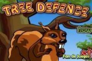 Defends tree