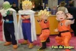 Juego Dragon ball in a nutshell 2: parodia Gratis