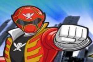 Juego Power Rangers Super Megaforce: X-Borg Blaster Gratis