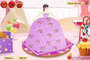 Cake decoration 2 in the shape of: Guitar, princess, women's wallet