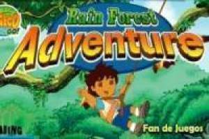 Free Diego's cousin Dora the Explorer Game