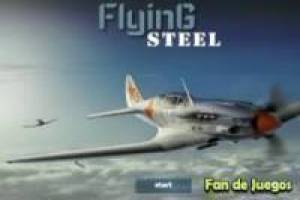 Juego Flying steel Gratis
