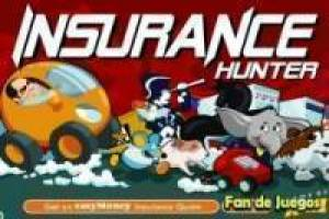 Carros con mazos aplastantes: Insurance hunter