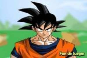 Gioco Goku vs Vegeta: video divertente Gratuito