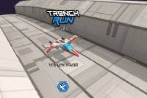 Trench Run Online