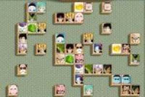 Juego Dragon ball: Mahjong point and click para jugar gratis online