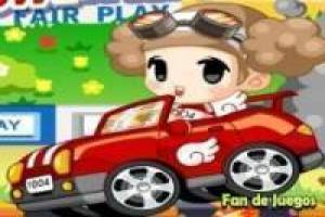 Juego Angel power racing Gratis