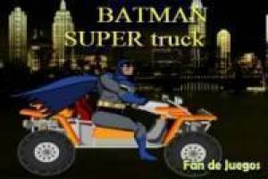 Batman super truck
