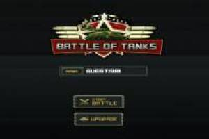 Battle of funny tanks