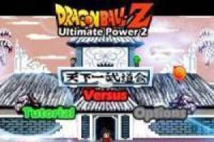 Dragon ball Z puissance ultime 2