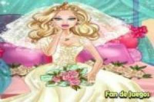 Barbie room decorated wedding