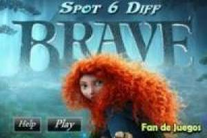 Brave and the six differences