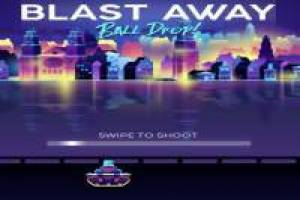 Blast Away: Ball Drop