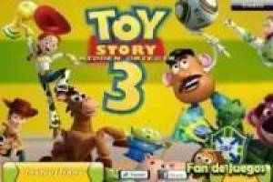 Toy Story 3 finds the hidden objects