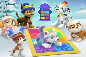 Paw Patrol: Snow Day