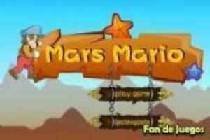 Mars Mario