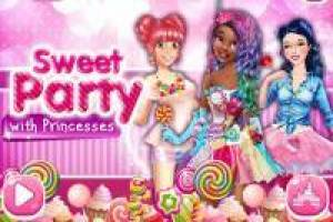 Princesas: Sweet Party