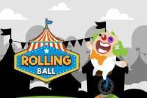 Clown of the Circus: Rolling Ball