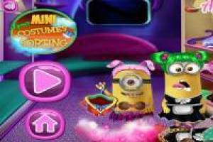 Minions Costume Party