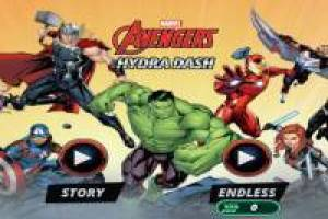 The Avengers: Hydra Dash