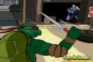 Tortugas ninja vs power rangers