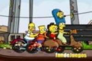 Carreras de la familia Simpsons