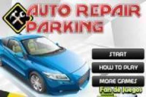 Free Parking: garage repairs Game