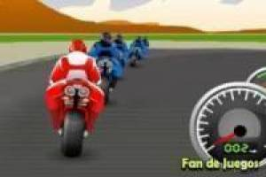 Motorcycle racing gp