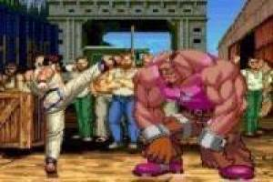 Free Street Fighter 4 Game