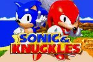 Sonic y Knuckles (World)