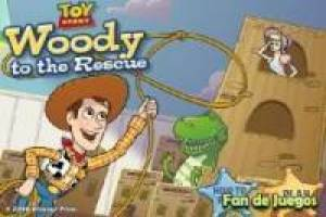 Toy story: the rescue buddy