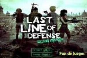Free Last line of defense Game