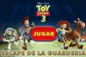 Toy Story, the nursery for toys