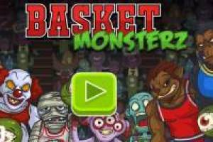 Monsterz Basket