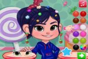 Change the image to Vanellope