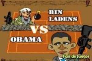Juego Laden vs Obama: Tenis Gratis