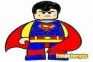 Lego movie superman