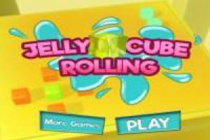 Rolling Jelly Cube