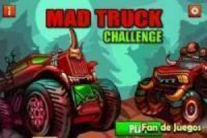 Free Mad truck challenge Ver.2 Game