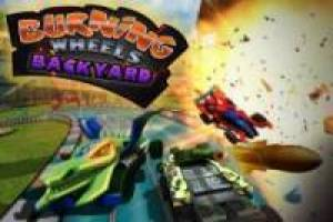 Kart Racing: Burning Wheels