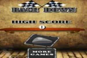 Race Down funny