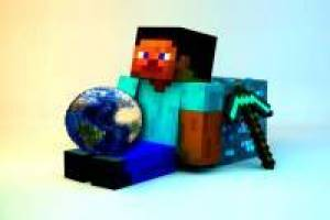 Planeta minecraft block: La supervivencia