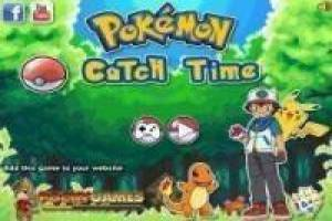 Pokemon capturas